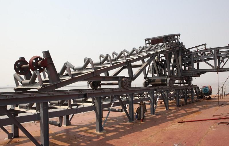 大型固定式(移动式)皮带输送机配套矿山机械设备