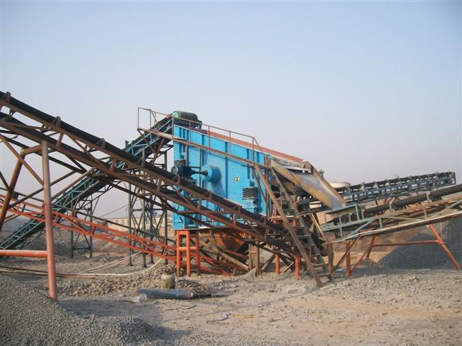 矿山筛分设备及配套输送设备的选购