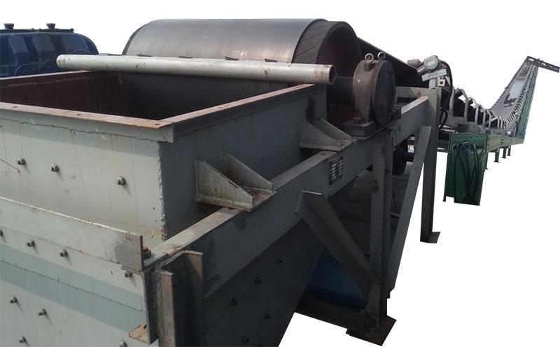 矿用胶带输送机胶带选购及工艺