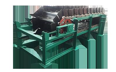 板式给料机物料输送及部件的维护保养